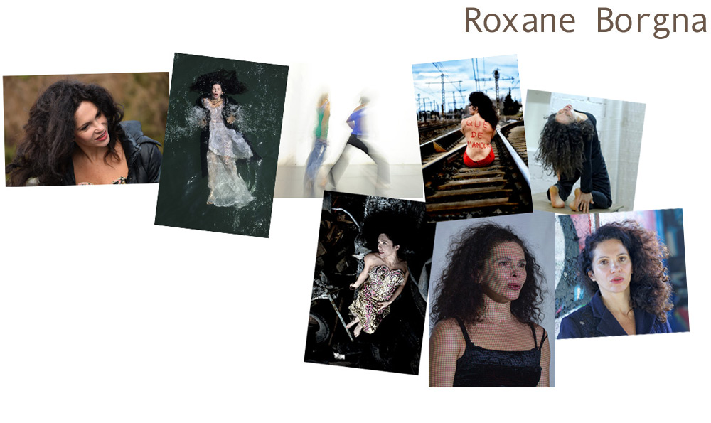 Site Officiel de Roxane Borgna, Comedienne de théâtre et chant issue du cour Florent ...